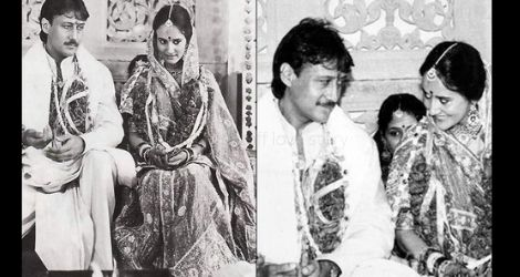 Jackie shroff and ayesha's love story
