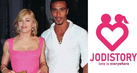 Madonna Love story