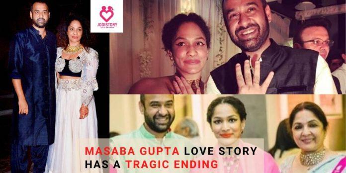 masaba gupta & madhu Mantane love story