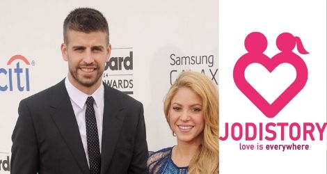 Shakira and Gerard Piqué Intimate Love Story