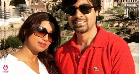 Shreya Ghoshal's Love Story