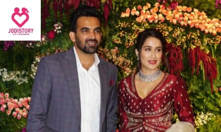 Zaheer Khan and Sagarika Ghatge's  cute love story