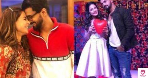 hina khan love story