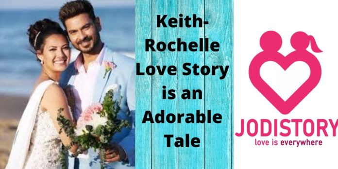 Keith-Rochelle Love Story