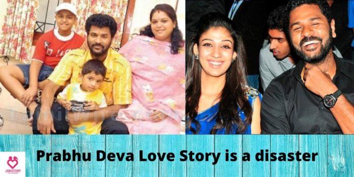 Prabhu Deva Love Story