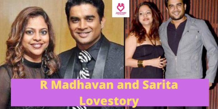R Madhavan and Sarita Lovestory: