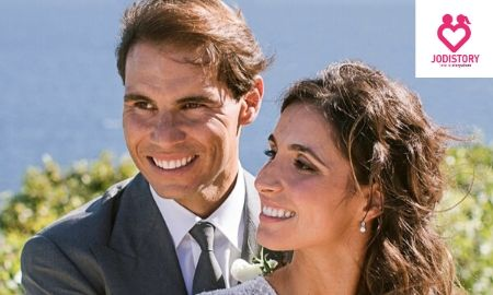 Rafael Nadal and  Xisca Perelló LoveStory