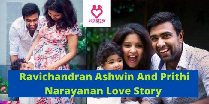 Ravichandran Ashwin And Prithi Narayanan Love Story