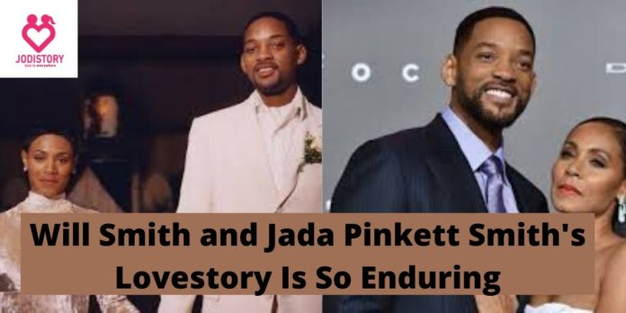 Will Smith and Jada Pinkett Smith's Lovestory