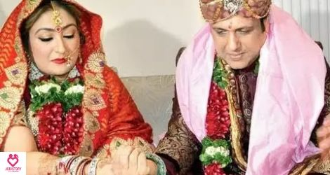Govinda & Sunita Ahuja Love Story