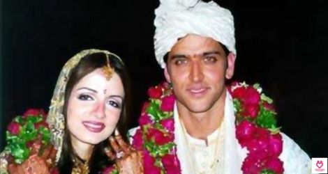 Hrithik Roshan and Sussanne Khan Love Story