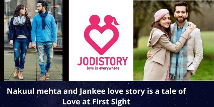 Nakuul Mehta-Jankee's Love Story