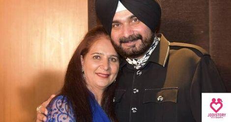 Navjot Singh Sidhu and Navjot Kaur LoveStory