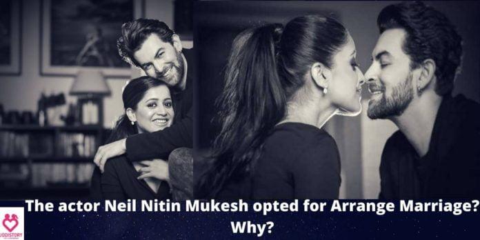 Neil Nitin Mukesh's Love Story