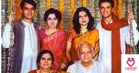 Rahul Dravid And Dr. Vijeta Pendharkar Lovestory