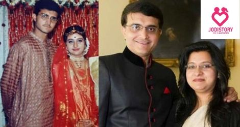 Sourav Ganguly And Dona Roy Ganguly's Love Story