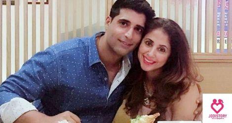 Urmila Matondkar And Mohsin Akhtar Mirr Lovestory