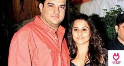 Vidya Balan And Siddharth Roy Kapur LoveStory