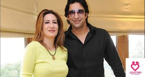 Wasim Akram LoveStory (Marriage) is Colorful