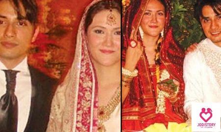 Ali Zafar and Ayesha Love story