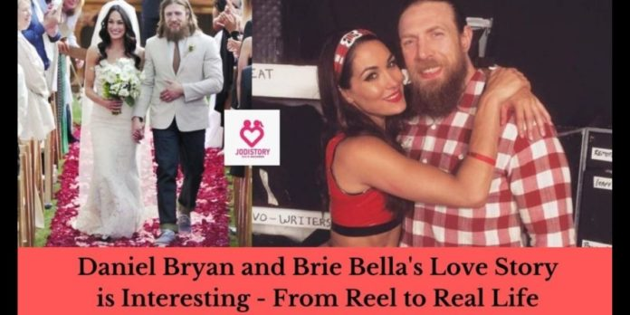 Daniel Bryan and Brie Bella's love story