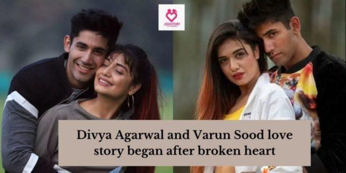 Divya Agarwal and Varun Sood love story