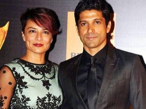 Farhan Akhtar New Love Story Starts With Shibani Dandekar & End With Adhuna