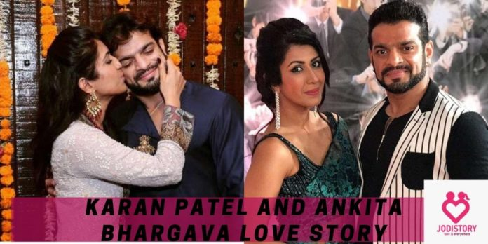 Karan Patel and Ankita Bhargava Love Story