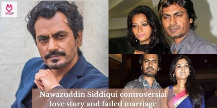 Nawazuddin Siddiqui's controversial love story