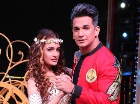 Prince Narula And Yuvika Chaudhary Love Story