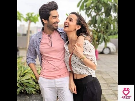 Sanaya Irani and Mohit Sehgal Love Story