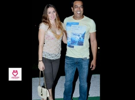 Vindu Dara Singh and Dina Umarova Love Story
