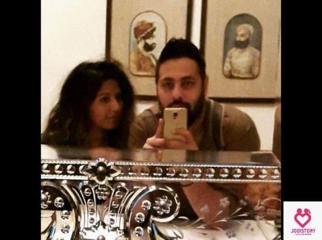 Badshah and Jasmine Masih Love Story