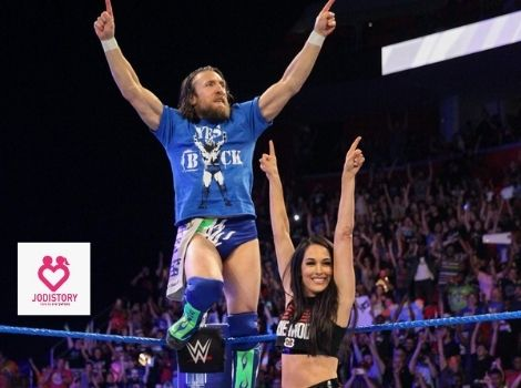Daniel Bryan and Brie Bella love story - from reel life to real life couple