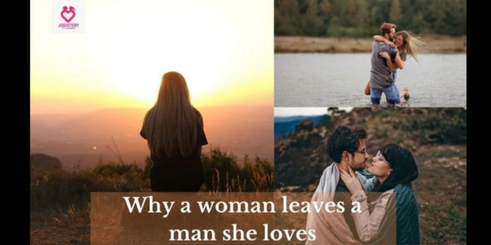 Reasons why women leave a relationship