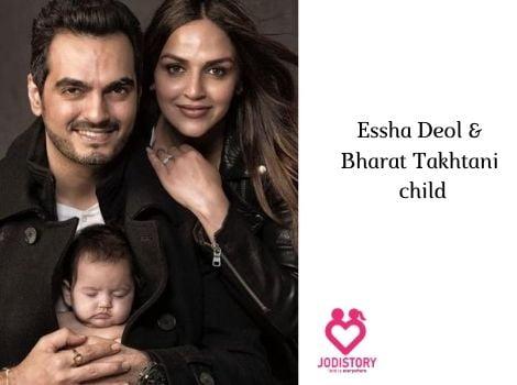 essha deol and bharat takhtani love story