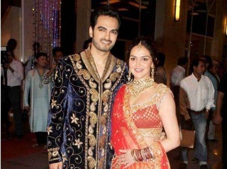 Esha Deol and Bharat Takhtani Love Story
