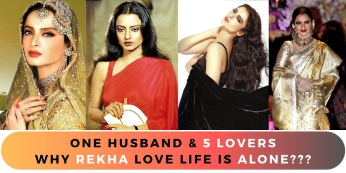 rekha love story