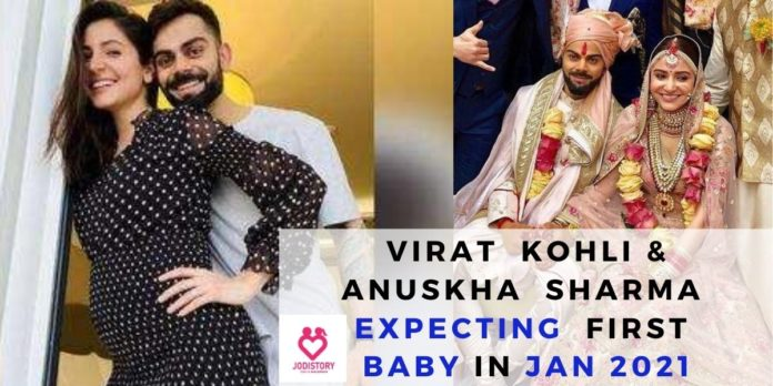 anushka sharma is pregnant expecting baby