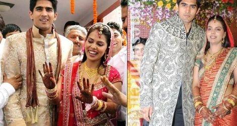 Vijender Singh love story marriage