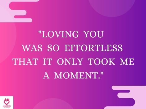 LOVE AT FIRST SIGHT QUOTES AND SIGNS