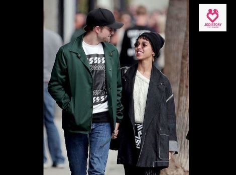 Robert Pattinson's love life and girlfriend