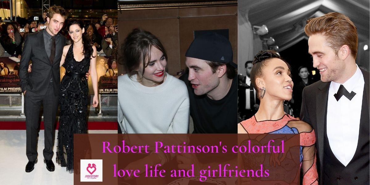 Pattinson current girlfriend robert Robert Pattinson
