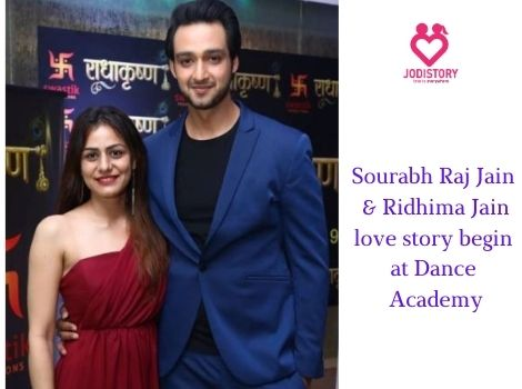 Sourabh Raj Jain and Ridhima Jain Love Story