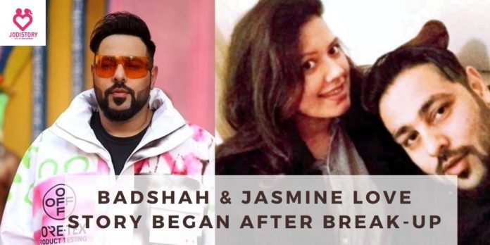 badshah & jasmine love story