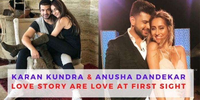 Karan Kundra and Anusha Dandekar Love Story