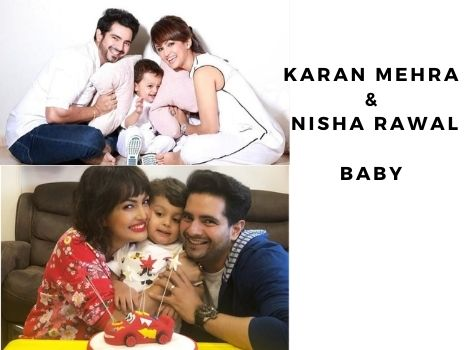 Karan Mehra and Nisha Rawal Love Story