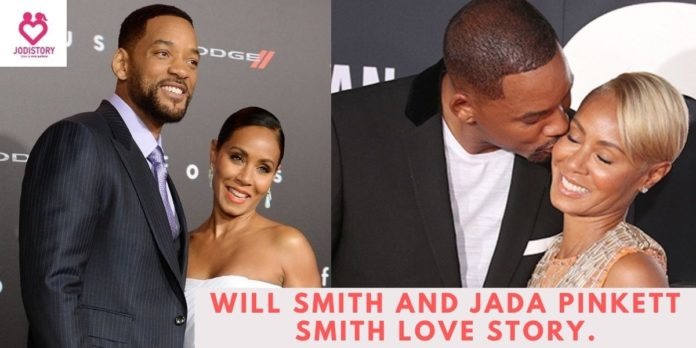 Will Smith And Jada Pinkett Smith Love Story