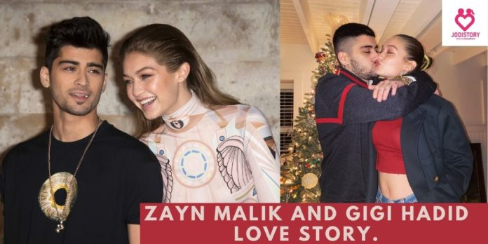 Zayn Malik and Gigi Hadid love story