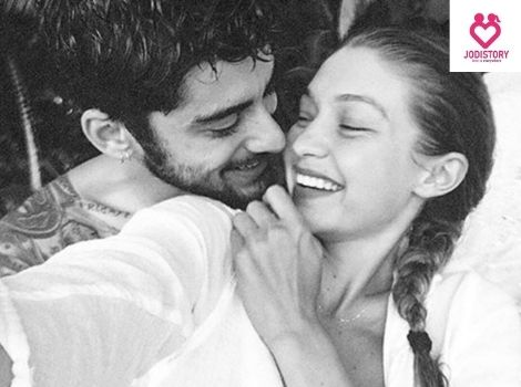 Zayn Malik And Gigi Hadid Love Story.